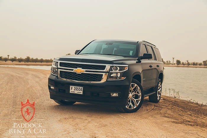 Chevrolet Tahoe For Rent In Dubai At Paddock