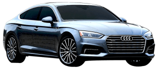 Rent Audi A5 Sportback in Dubai