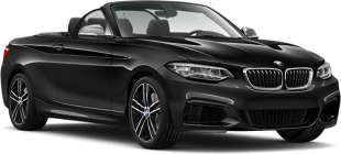 Rent BMW 2 Series Convertible in Dubai