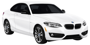 Rent BMW 2 Series in Dubai