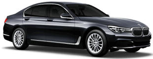 Rent BMW 7 Series in Dubai