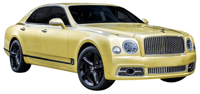 Rent Bentley Mulsanne in Dubai