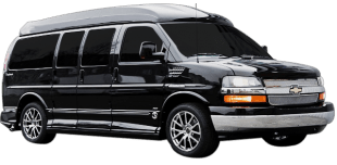 Rent Chevrolet Express Explorer in Dubai