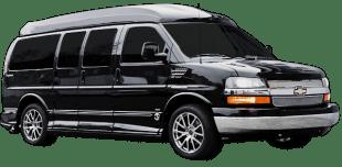 Rent Chevrolet Express Explorer in Dubai