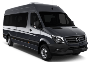 Rent Mercedes Sprinter in Dubai