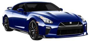 Rent Nissan GTR in Dubai