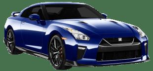 Rent Nissan GTR in Dubai