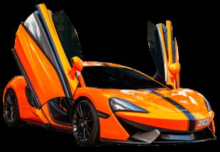Rent McLaren 570S in Dubai