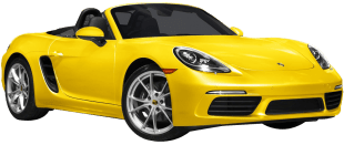 Rent Porsche 718 Boxster in Dubai