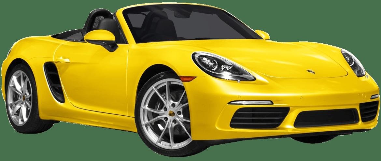 Rent Porsche 718 Boxster in Dubai