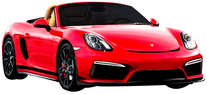 Rent Porsche Boxster 981 in Dubai