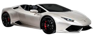 Rent Lamborghini Huracan Spyder LP 610 in Dubai
