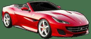 Rent Ferrari Portofino Rosso in Dubai