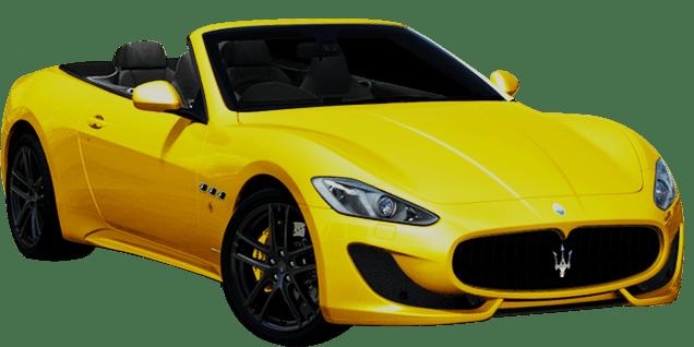 Rent Maserati GranCabrio in Dubai