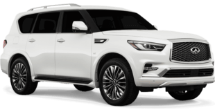 Rent Infiniti QX80 in Dubai