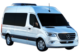 Rent Mercedes Sprinter 2019 in Dubai