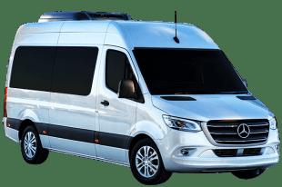 Rent Mercedes Sprinter 2019 in Dubai