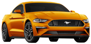 Rent Ford Mustang V8 in Dubai