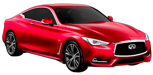Rent Infiniti Q60 in Dubai