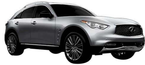Rent Infiniti QX70 in Dubai