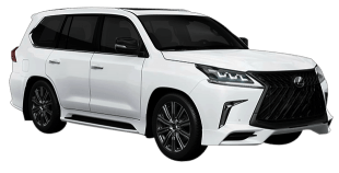 Rent Lexus LX 570 in Dubai