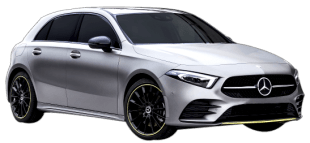 Rent Mercedes-Benz  A-Class in Dubai