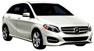 Rent Mercedes-Benz B-Class in Dubai