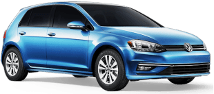 Rent Volkswagen Golf in Dubai