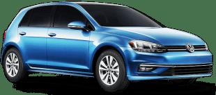 Rent Volkswagen Golf in Dubai