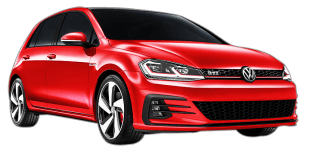 Rent Volkswagen Golf GTI in Dubai