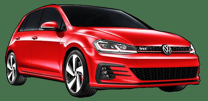 Rent Volkswagen Golf GTI in Dubai