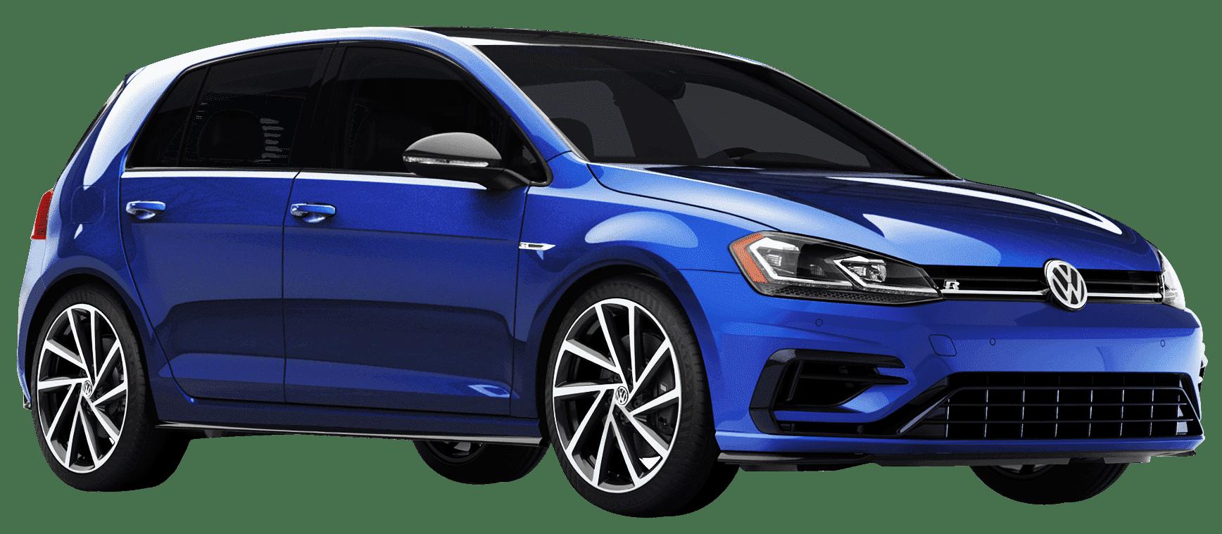 Rent Volkswagen Golf R in Dubai
