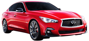 Rent Infiniti Q50 in Dubai