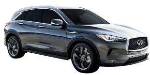 Rent Infiniti QX50 in Dubai