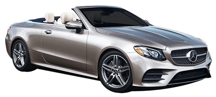 Rent Mercedes Benz E Class Convertible in Dubai