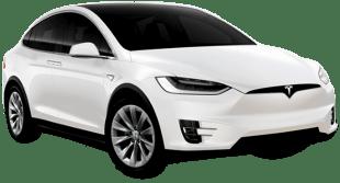 Rent Tesla Model X in Dubai