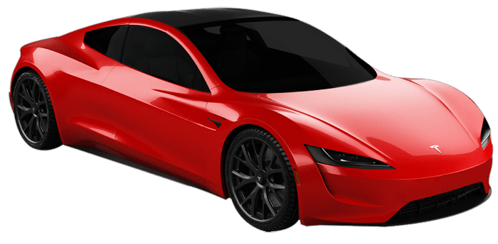 Rent Tesla Roadster (Coming Soon) in Dubai