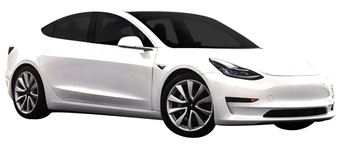 Rent Tesla Model 3 in Dubai