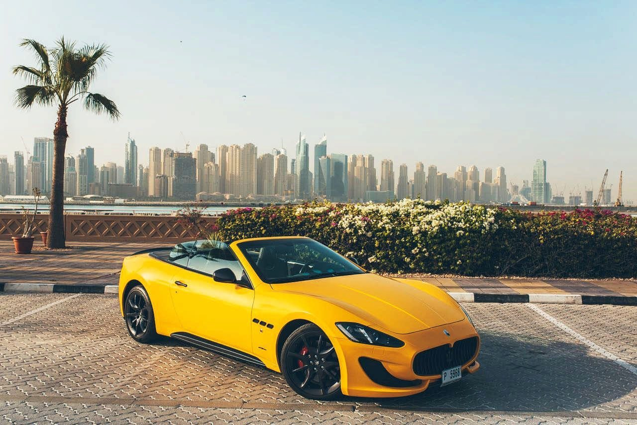 Luxury Exotic Car Rental In Dubai Hire A Supercar At Paddock