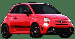 Rent Fiat Abath 595 Convertible in Dubai