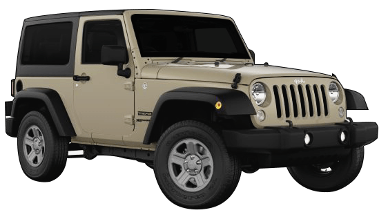 Rent Jeep Wrangler (Coming Soon!) in Dubai