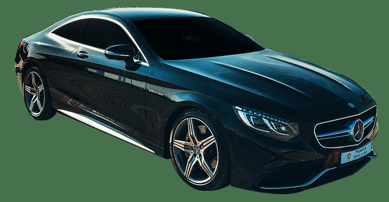 Rent Mercedes S63 Coupe in Dubai